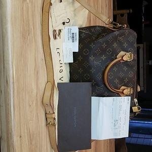 Louis Vuitton speedy 30' bag